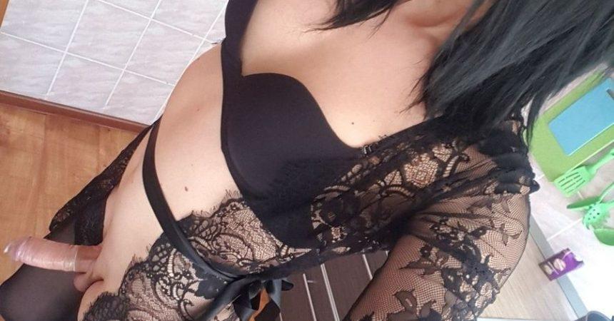 Top trans mistress